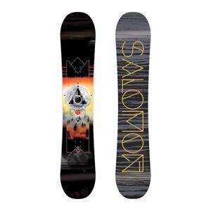 2017 Salomon Subject 156cm Mens Snowboard