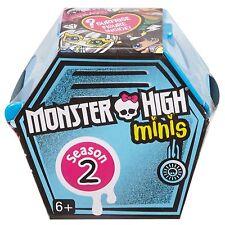 New Monster High Minis Season 2 Blind Bag Locker Surprise Figure Inside In Hand!