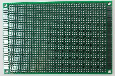 Single Sided Universal PCB Proto Prototype Perf Board 2.54 mm 8*12 8 x 12 cm