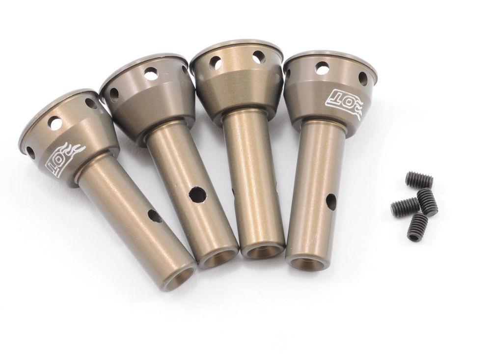 Fioroni OT-LIC13 Mugen  LIC  Lightweight Driveshaft Axles  4