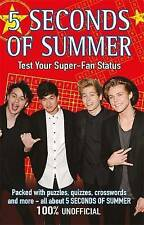 FINE 5 Seconds of Summer: Test Your Super-fan Status (Buster Books), Allan, Stew