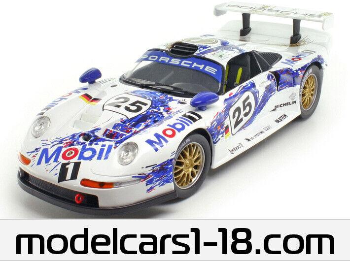 1 18 Porsche 911 GT1 1996 Anson