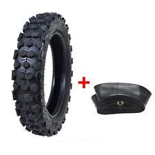 "3.00 - 10 80/100 - 10"" Inch Rear Tire Tube 50 70 90cc 125cc PIT TRAIL Dirt Bike"