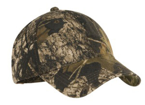 C871 Port Authority Pro Camouflage Series Garment-Washed Cap