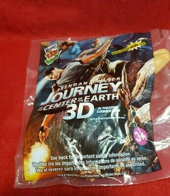 Wendy S Kids Meal Toy 2008 Journey To The Center Of The Earth Trex Toy Nip Ebay
