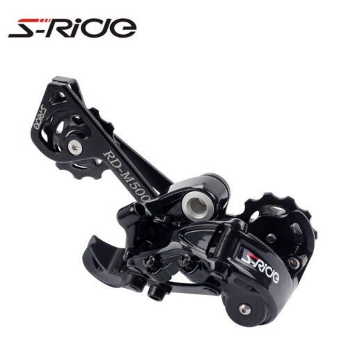 Mountain Bike 11//12 Speed Long Cage Damping Rear Derailleur Compatible SHIMANO