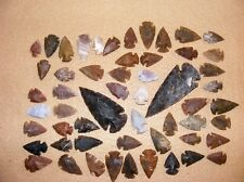 50+ Arrowhead collection Part of Huge Texas Estate stone flint NNAC 2-1600