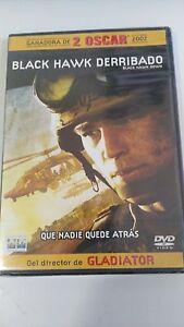 Black-Hawk-Abbattuto-Down-2-DVD-Edizione-Speciale-New-Sealed-Sigillata-Nuovo-Am