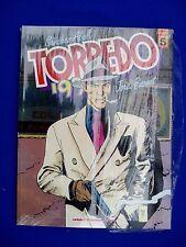 Torpedo 1936 no 5.Sanchez Abuli & Jordi Bernet. 1st. (1988). New factory sealed.