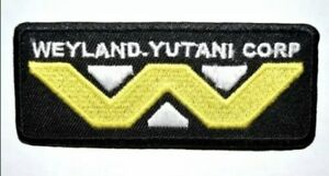 Alien-Weyland-Yutani-Corp-Embroidered-Iron-on-Sew-on-Patch-lv288