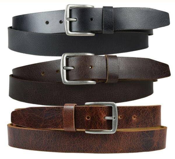 2019 Nuovo Stile Cintura 100% Vera Pelle Di Bufalo Jeans Cintura 4cm Uomo In Pelle Cintura Da Donna Fino A 140cm