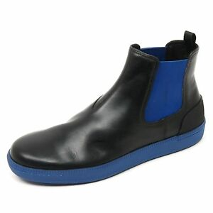 Polacchino Man Shoe Kut810 nero Car Uomo Bluette Scarpa B8866 Boot 8Ok0PwXn