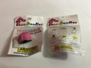 Pink-Flashing-Shoe-Doodle-Blinkeez-Shoe-Charm-for-Crocs-comes-with-light-PSC423