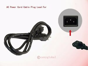 POWER AC CABLE COrd BROTHER HP Laser Printer MFC