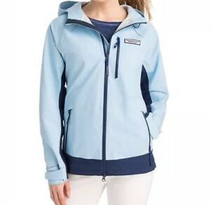 New Sold Out Vineyard Vines Women S New Nor Easter Shell