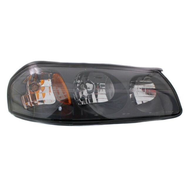04-05 Chevy Impala Headlight Headlamp Head Lamp Light Left /& Right Side Set PAIR