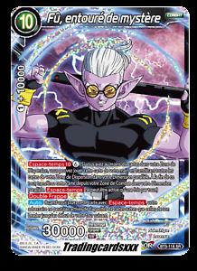 VF ♦Dragon Ball Super♦ Fu BT3-118 SR entouré de mystère