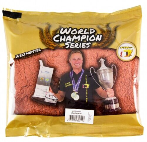 FTM WCS World Champion Series Aroma Erdbeere 250g 7103010 Lockstoff TOP//NEU