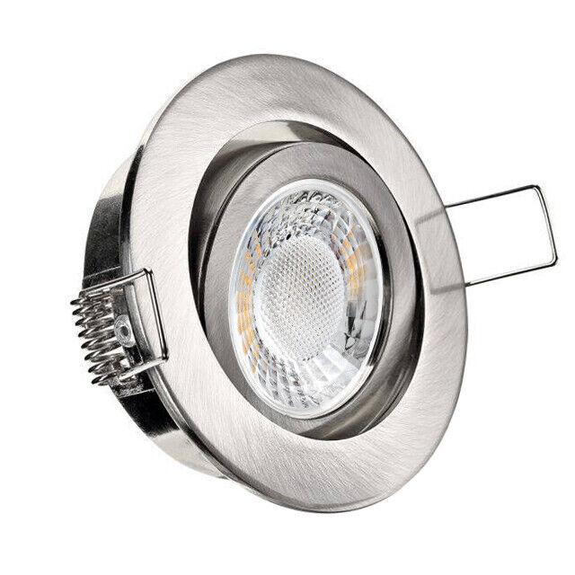 und schwenkbar schwarz Briloner 2785-015 LED Wandleuchte 1 x 5W 400 lm dreh