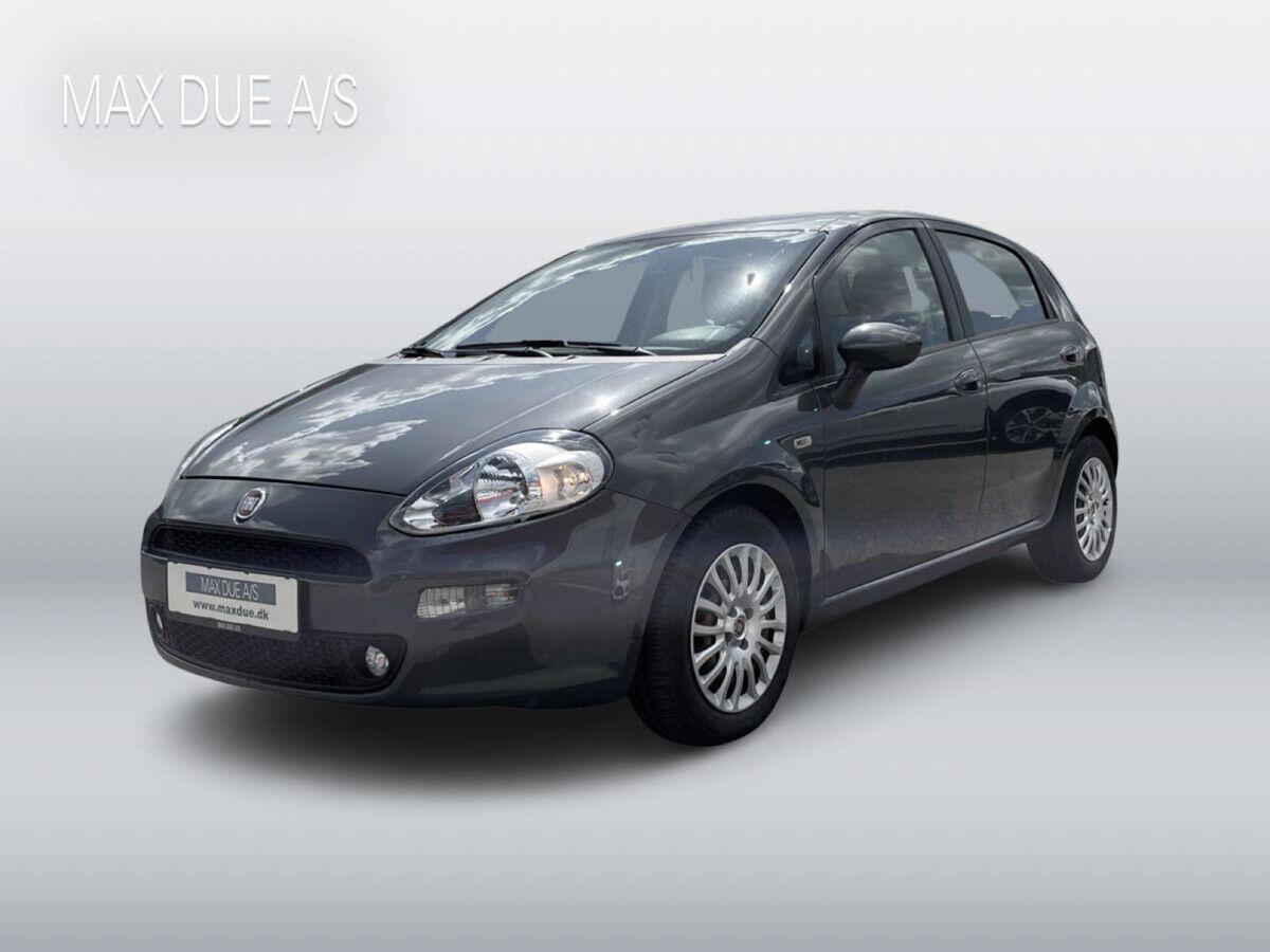 Fiat Punto 1,3 MJT 85 Easy 5d - 59.900 kr.