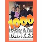 1000 Novelty & FAD Dances 9781438926384 by Tom L. Nelson Paperback