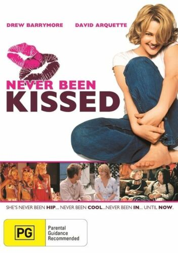 1 of 1 - Never Been Kissed (DVD, 2007) PAL Region 4 🇦🇺 Brand New Sealed Free Postage