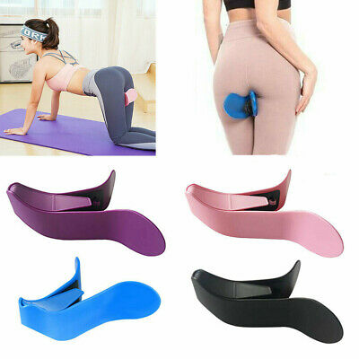 PVC Hip Trainer Pelvic Floor Muscle Inner Thigh Buttocks Exerciser Fitness UK