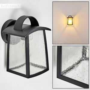 Détails sur Applique murale Lampe de jardin Lampe de terrasse Lanterne  Luminaire extérieur