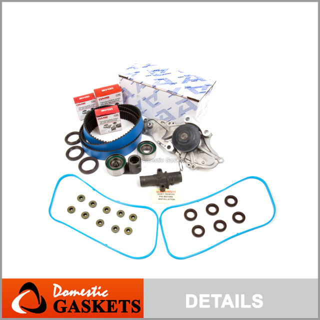 Timing Belt Kit AISIN Water Pump Valve Cover Gasket For 03