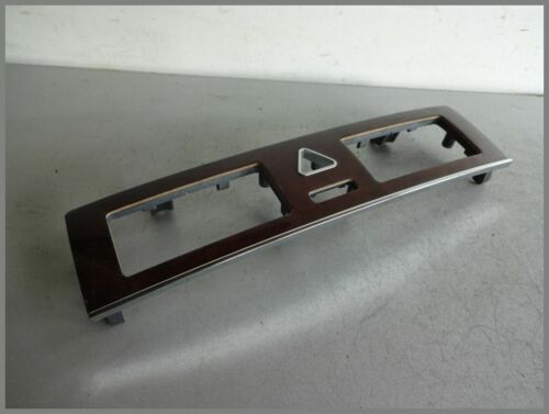 Mercedes Benz W203 Holzblende Abdeckung Klimabedienteil Verkleidung 2036804282