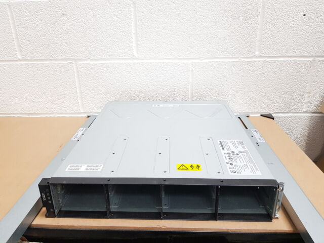 IBM EXP3512 6G SAS Dual Controller Expansion Array 12x 3.5'' LFF 1746-E2A