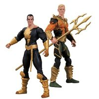 Injustice Aquaman Vs. Black Adam Action Figure 2-pack