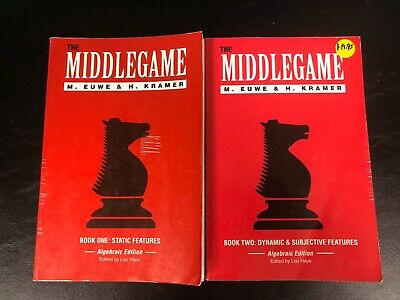 The Middlegame, in two volumes (Euwe & Kramer) S-l400
