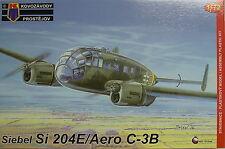 Siebel Si 204 E / Aero C-3 B , KP , 1:72 , Plastikmodellbausatz ,  *NEU*