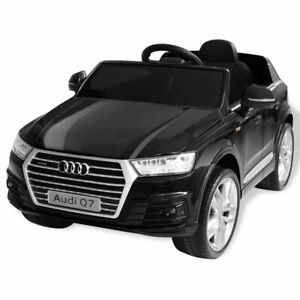 Noir Audi 6 Électrique V Voiture Jouet Pour Détails Sur Q7 Vidaxl Enfants Véhicule b7f6gvYy