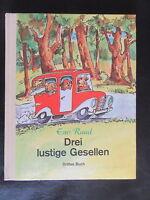 Drei lustige Gesellen-Eno Raud-drittes Buch--DDR Kinderbuch...1