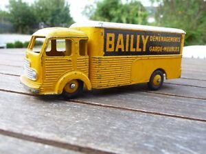 Superbe ! Dinky Toys Simca Cargo Bailly Modèle 33 Première Série Rare