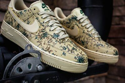 NEW Nike Air Force One '07 LV8 COUNTRY CAMO DIGITAL Men's Shoes 823511 700 | eBay