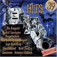 Bravo Hits 39 (2002) Bon Jovi, Herbert Grönemeyer, Las Ketchup, Nickelb.. [2 CD]