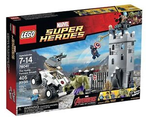 LEGO-MARVEL-SUPERHEROES-76041-THE-HYDRA-FORTRESS-SMASH-SEALED-amp-BRAND-NEW