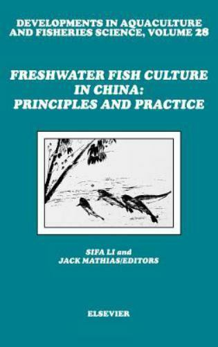 Developments in aquaculture and fisheries science freshwater fish developments in aquaculture and fisheries science freshwater fish culture in china principles and practice 28 1994 hardcover ebay fandeluxe Image collections