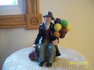Royal-Doulton-Vintage-034-The-Balloon-Man-034-H-N-1954-Figurine