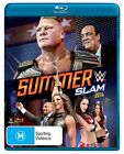 WWE - SummerSlam 2014 (Blu-ray, 2014)