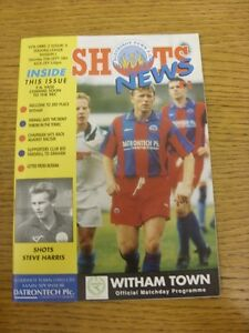 25-09-1993-Aldershot-Town-v-Witham-Town-Thanks-for-viewing-our-item-if-this