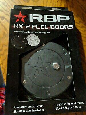 6052KL-RX2 Fuel Door RBP Black