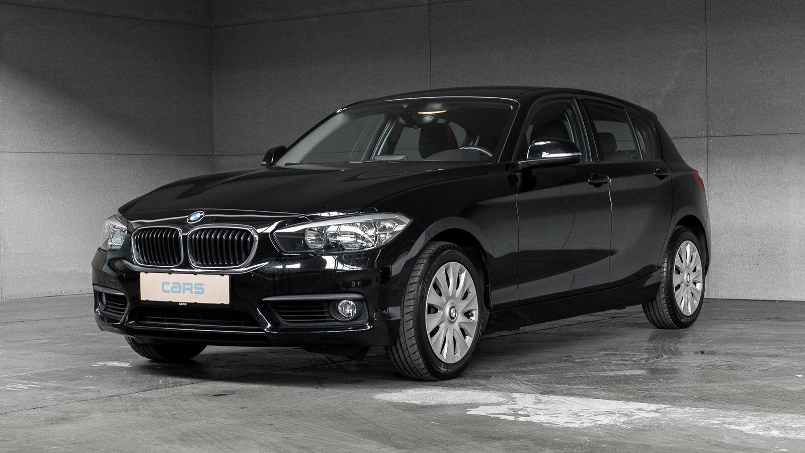 BMW 118d 2,0  5d - 214.700 kr.