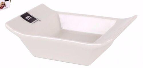 by piece NEW RAMEKINS White Porcelain snack bowls WHITE BOWL 12.7x8.9cm SNACK