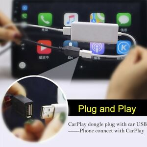 Carplay Usb Dongle For Apple Iphone Android Car Auto Navigation