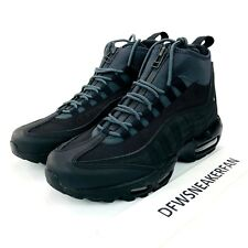 new product 695df 6ab2d item 4 Nike Air Max 95 Sneakerboot Shoes Men s Size 8 Black Anthracite  806809 001 New -Nike Air Max 95 Sneakerboot Shoes Men s Size 8 Black  Anthracite ...