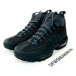 66e3d53e6d Nike Air Max 95 Sneakerboot Shoes Men's Size 8 Black Anthracite ...